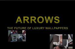arrow皇家图案设计师壁纸,为家庭,大小:58平方英尺