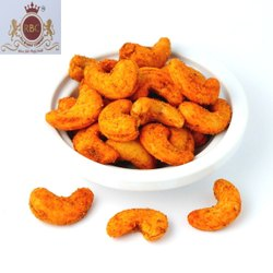 RBC Roasted Masala Cashew, Packaging Size: 500g, Packaging Type: Packet