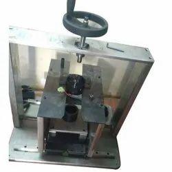 Mild Steel Powder Coated Impeller Removal Fixture
