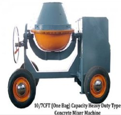 Heavy Duty Type Concrete Mixer Machine