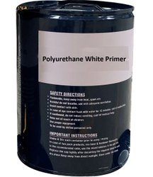 White Polyurethane Primer