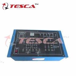 Decade Counter Using ICs  Trainer