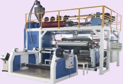 Automatic Tarpaulin Coating Lamination Machine