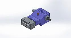Hydrostatic Test Pumps With Electric & Diesel Operated System