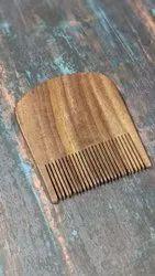 Branded Neem Beard Comb For Men's