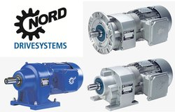 0.37 Kw To 1000 Kw Foot And Flange nord geared motors, Voltage: 240, 100