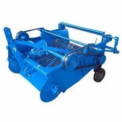 Iron Mungfali RWS Groundnut Harvester Machine, Power: 20 HP, Model Name/Number: RWS-4