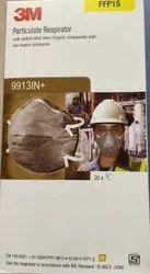 3M 9913IN Dust Organic Vapour Respirator