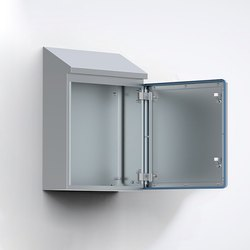 Hygienic Design, Wall Mounted Enclosure