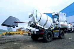 Elsa Self Loading Concrete Mixer
