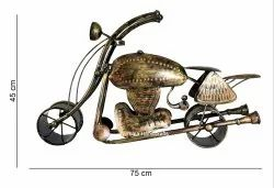 Iron Crafts Wall Decor Motorcycle Decor And Home & Garden Decor Item