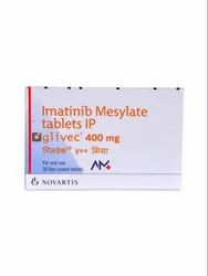 Imatinib Capsules, Treatment: Blood Cancer, Packaging Type: Box