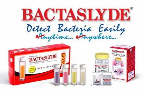 Water Bacteria Test Kit, for Swimming Water,Water Tanks, Rs 1350 /pack |  ID: 6319513048