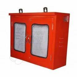 Fire Hose Box Double Door FRP
