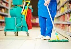 Retail Shop Cleaning Services