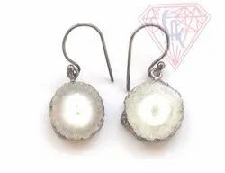 Natural Solar Earrings