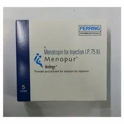 Menopur 75iu Injection