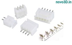 novo3d.in JST Housing Male And Female High Quality JST Connector Set For 3D Printer Wire Connections