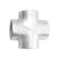 Kirti Galvanized Iron Cross Tee, For Plumbing Pipe, Size: 3 inch