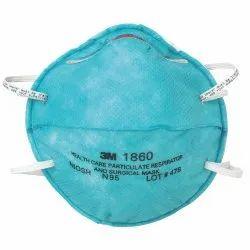 3M 1860 N95 Safety Mask