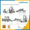 Kurkure Making Machines Production Line
