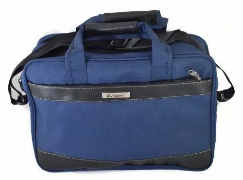 Blue Color Office Bag