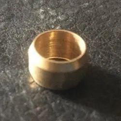 Round Brass Sleeve