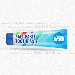 Salt Paste Toothpaste, Packaging Size: 75 Gm