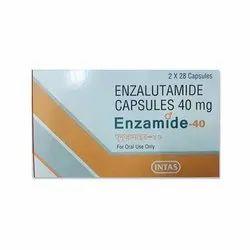 Enzamide 40Mg/80Mg Enzalutamide Capsules