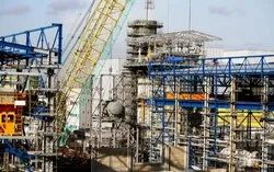 Steel Industrial Construction Projects