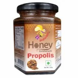 Honey Enriched With Propolis, 225 G