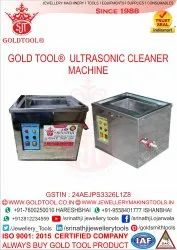 Gold Tool Jewellery Ultrasonic Cleaner