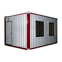 MS Modular Portable Cabin