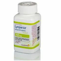 Lynparza 100 Mg Tablet