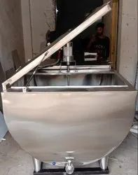 1000 Liter Bulk Milk Cooling Machine