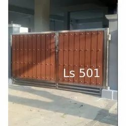 LS 501 Stainless Steel Gate