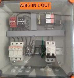 Solar Arrey Junction box