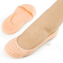 Anti Crack Full Length Silicon Moisturizing Heel Socks