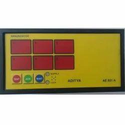 AE-931 A  6 Windows Alarm Annunciator