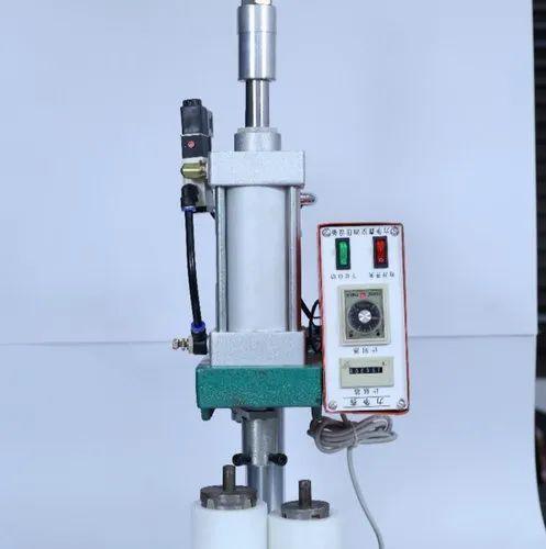 Automatic LED Bulb Tikki Fitting Machine