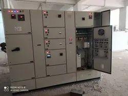 3 MCC Electrical Panel Board, 415V, IP Rating: IP 42