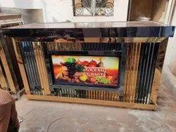 Steel fresh fruit counter