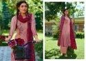 SAFFRON BY KAARA SUITS PASHMINA PRINT WITH EMBROIDERY WORK SALWAR KAMEEZ