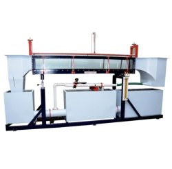 Tilting Flume Apparatus Hydraulic Jump