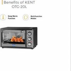 16040 Kent OTG-20l Bake, Grill, Roast And Broil In A Jiffy With Kent OTG, 1300