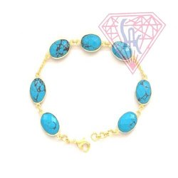 Turquoise Adjustable Bracelets