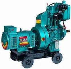 Amp 10 Single Cylinder Generator air cooled generator, 230