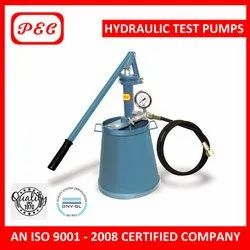 Hand Operated Hydro Test Pump