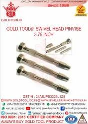 Gold Tool Swivel Head Pin Vise