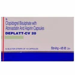 Deplatt-CV 20 Capsule